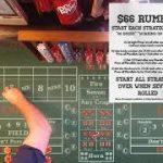 """66 Rumble"" Option C ""Inside Numbers Field Betting"" explained Craps Strategies & Tutorials 2020"