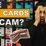 Is Your Gift Card Actually A Scam? | Best Gift Cards 2020