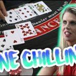 🔥 BONE CHILLING 🔥 10 Minute Blackjack Challenge – WIN BIG or BUST #11