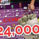 How I Made $24,000+ Playing Craps! Triple Lux Craps System – Part 1