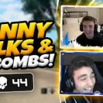 CROWDER & WAGNIFICENT FUNNY TALKS & 44 BOMBS! (Call of Duty: Blackout)