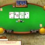 Online High Stakes Texas Hold'em No Limit game