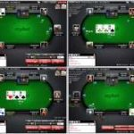 6 Max Online Cash Game Mutli-Table Session: Tight Big-Stack Holdem Strategy, Speed Poker: 6MAX 23