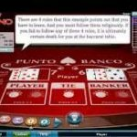 Baccarat Innovative Betting Pattern