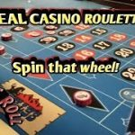 Roulette Real Live Casino #5 – Having some fun!
