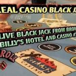 Black Jack Real Live Casino #7 – Playing Black Jack at Bronco Billy's Hotel and Casino