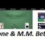 Baccarat Chi Winning Strategies with M.M. ——————— 9/16/19