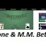 Baccarat Chi Winning Strategies with M.M. ——————— 9/16/19