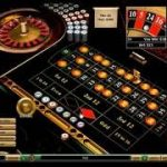 Roulette strategy by betting: 1, 3, 2, 4 on the red or black color.