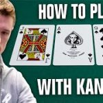 Poker Millionaire Reveals His Strategy on Monotone Flops (ft. Kanu7)