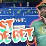 BEST CRAPS SIDE BET – Live Craps with Side Bet Sam