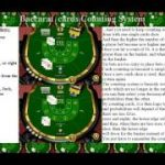 Baccarat cards counting strategy. Easy system to count cards, for the gambler's advantage.