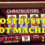 Ghostbusters Slot Machine From IGT – Slot Machine Sneak Peek Ep. 3