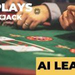 A.I. LEARNS to Play Blackjack