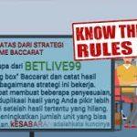 TRICK & TIPS untuk MENANG di  baccarat online. (GUARANTEE!!)