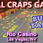GUY COLORS-UP $2,500! – Live Craps Game #42 – Rio Casino, Las Vegas, NV – Inside the Casino