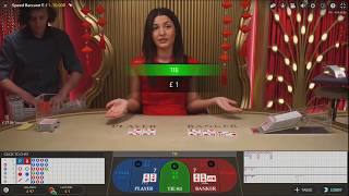 The Baccarat Kid how to make lots of money then lose it again fast