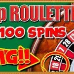 £100 SPINS!!! 20p Roulette