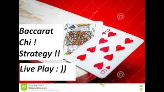Baccarat Wining Stratgies LIve Play with Money Managment 4/2/19