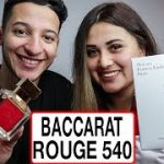Maison Francis Kurkdjian Baccarat Rouge 540 (2019) | Unboxing / First Impressions!