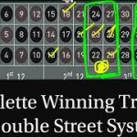 2-Double Street  System Roulette