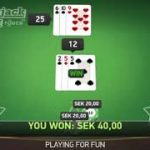 paroli blackjack strategy double when you win rebet the same when you lose