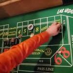 Craps strategy.  Vince's strategy tweaked