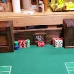 Making a craps table