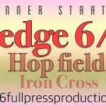 Craps- Hedge 6/8. hoping the field Iron Cross