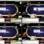 Cash Texas Holdem 50NL – Live Stream – 6 Max Online Cash Game Poker Strategy – pt 4