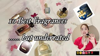 Must try 10 Best Underrated perfumes for women!
