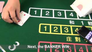 Baccarat cheating device Automatic Baccarat cheating shuffler machine Baccarat cheating software