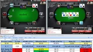 6Max Poker Coaching: Zoom Poker Strategies for No Limit Texas Holdem: 6MAX 09