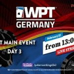 WPT GERMANY Main Event – Day 3