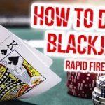 HOW TO BECOME A BLACKJACK DEALER – Blackjack Dealer Skills