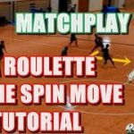 La Roulette (Zidane Spin Move) In-game Tutorial in English
