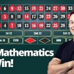 Best Roulette Strategy 2019!  Use Mathematics To Win At Roulette