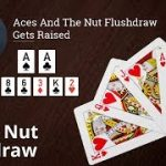 Poker Strategy: Aces And The Nut Flushdraw Gets Raised