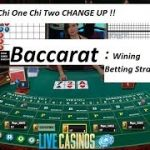 Baccarat Wining Strategy with Money Managment  5/2/19