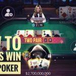Zynga poker 2020 always win strategy / tips and tricks