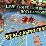 Real Live Casino Craps #16 – Bronco Billy's