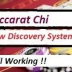Baccarat Chi New Discovery System with M.M. 3/26/19