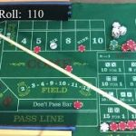 Craps Growth Strategy With Low Risk And High Action
