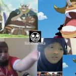 Usopp tells Giant Oimo the truth about Dorry & Brogy Reaction Mashup