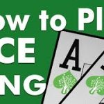 How to Play Ace King in No Limit Hold'em Cash Game