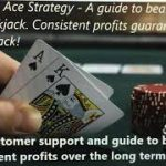 Winning Blackjack Strategy – Blackjack Ace. Proof of Winnings!