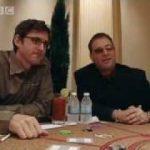 Louis Theroux plays Baccarat – Gambling in Las Vegas – BBC