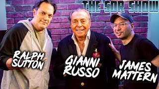 The Godfather Hollywood – Interview with Gianni Russo & James L. Mattern (Comedian)