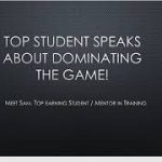 "Top Roulette Student Gives INSIGHTFUL ""LIVE"" interview about Dominating the Game!"