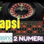 "Roulette Online: (vinci con due numeri) ""sistema SINAPSI"""